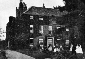 Croft Rectory - Lewis Carroll 's childhood home